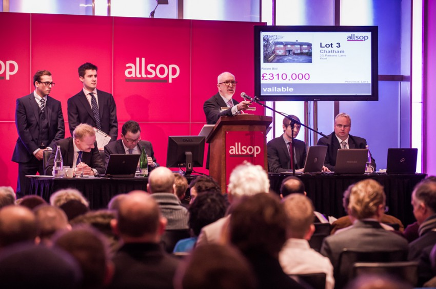 How to Sell Property at Allsop Auction London